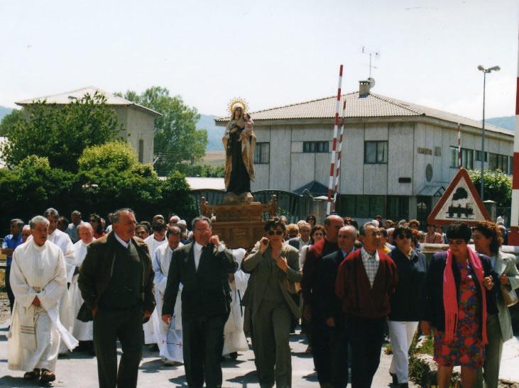 Procesión del Carmen 16/06/04.